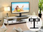 """TV Stand With Glass Base Height Adjustable 32-55"""""""