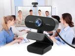 USB 1080P HD Webcam with Microphone