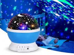 LED Starry Projector Night Light