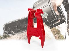 Chainsaw Filing Vise