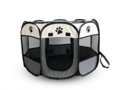 Portable Foldable Dog Cage Pet Tent Small