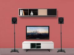 Speaker Stands for Home Theater 2PCS